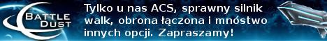 BattleDust.pl - nowe oblicze OGame